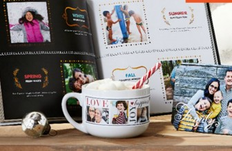 Half Off Personalized Custom Photo Gifts!