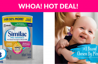 Similac Pro-Advance Infant Formula