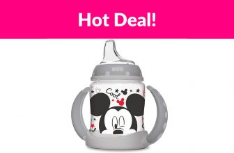 NUK Disney Learner Mickey Mouse Sippy Cup 50% OFF