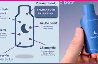 Sleep Better Sample! Easy FREE SAMPLE by Mail !
