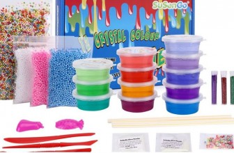 Super Slime Kit – 12 Colors Slime  $21.99 (Reg $50)