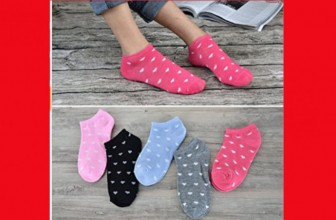WHOA! 5 Pairs of Socks ONLY $3.19 SHIPPED!