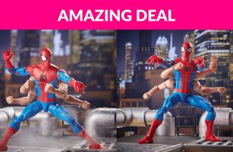 Spider-Man Legends Series 6″ Six-Arm Toy