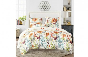 3 Piece Bedding and Duvet Set As Low As $13.49!