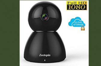 [ 5 WINNERS ] Instant Win! Wifi Security Camera / Baby Monitor.
