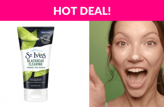 St. Ives Blackhead Clearing Face Scrub