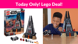 40% OFF! LEGO Star Wars Darth Vader's Castle