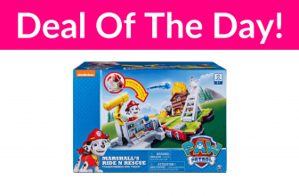 Run! Hot Deals Paw Patrol Toys