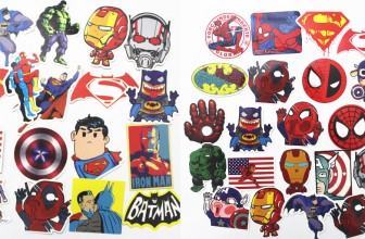 Check This Out! 32 LARGE Marvel Super Hero Stickers ONLY $1.99 Shipped!