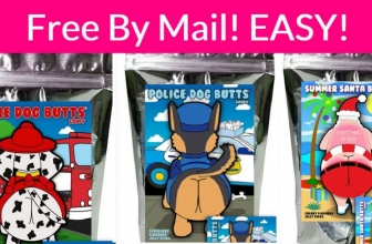 Easy FREE Candy By Mail! Yummy!