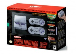 RUN!! Super Nintendo Classic In Stock for $79.99!