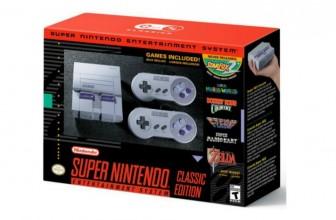 RUN!! Super Nintendo Classic In Stock for $79.99!
