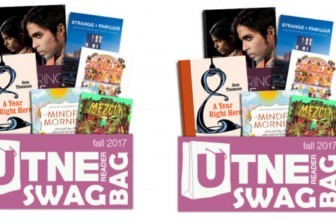 Utne Fall Swag Bag Giveaway