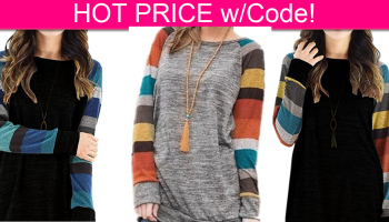 Hot Price w/Code! Women's Lightweight Sweater! *FREE Shipping*