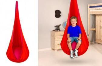 Kids pod swing ONLY $32.99 SHIPPED!