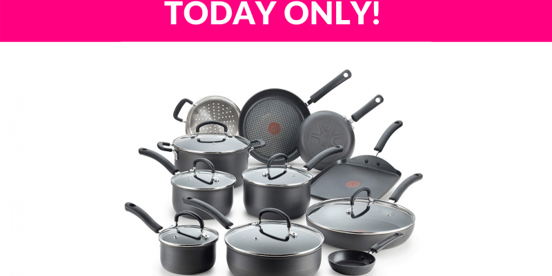 30% OFF T-fal Cookware