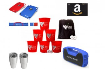 Enter To win a Tailgating Bundle ! ( Value: $250.00 )