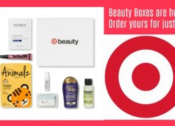 Beauty Boxes are here! Order yours for just $7