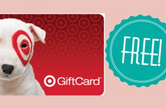 $40 Amazon/Target or VISA Card TOTALLY FREE!