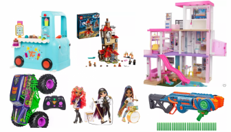 3 Stacking Offers on Toys!