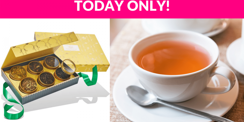 58% OFF! VAHDAM, Assorted Tea Gift Set