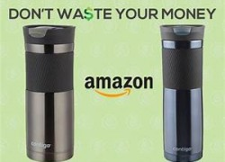 Travel Mug Leak Proof