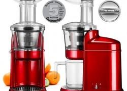 Enter to Win a KitchenAid Juicer!