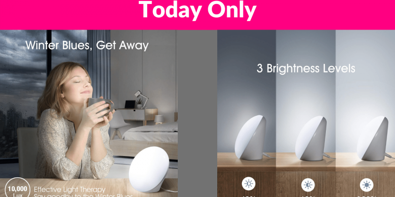 30% OFF! Miroco Light Therapy
