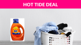 48% OFF! Tide Laundry Detergent Liquid