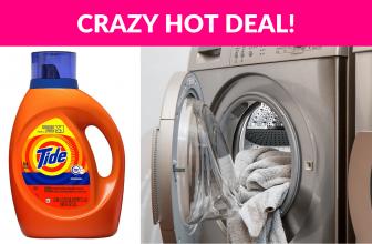 Hot Deal Tide Laundry Detergent Liquid