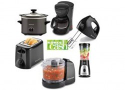 HOT! 3 Toastmaster Kitchen Appliances Only $6.40 After Rebate!
