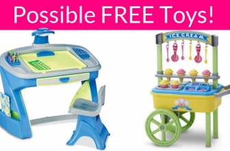 Totally FREE  American Plastic Toys!
