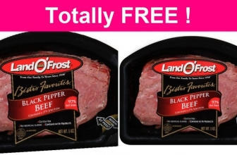 Totally FREE Land O' Frost Bistro Favorites!