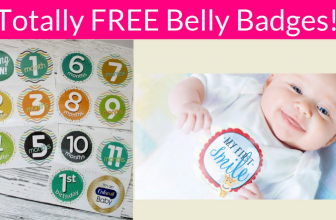 FREE Belly Badges By Mail!