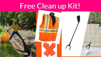 Wow! Easy FREE Clean-Up Kit!