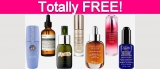 Totally Free Facial Serums!