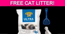 TOTALLY Free Dr. Elsey's Cat Litter!