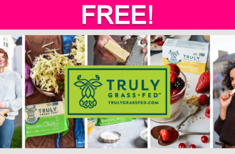 TOTALLY Free Truly Grass-Fed Products!
