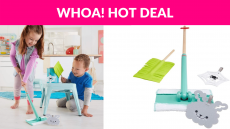 Fisher-Price Clean-up and Dust 5-Piece Set