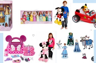Score 50% off of Select Disney Toys at JcPenney's Green Monday Event!!