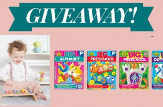 Win Books and Toys from School Zone Publishing ($103.96 Value)