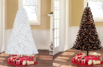 Beautiful Christmas trees ONLY $25.99 !