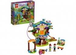 Score the Lego Friends Mia's Tree House Building Kit for Only $23.99!