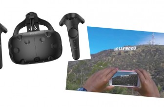 Win a Trip To L.A. OR A HTC Virtual Reality system