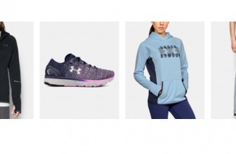 Score Under Armour Gear as low as $8.99!!