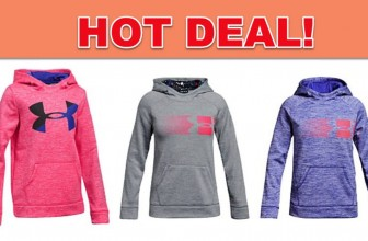 Say What !!??! Under Armour for ONLY $17 ! [ Reg. $59.99 ! ]