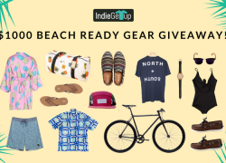 Win A BEACH READY GEAR GIVEAWAY  [ $1000 value ]
