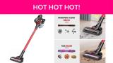 52% Off Cordless Vacuum, ONSON Stick Vacuum Cleaner