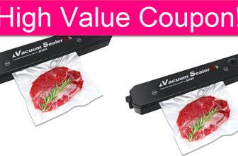 CHEAPEST EVER! Vacuum Food Sealer!