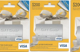 Instant WIN $250 or $100 VISA GIFT CARD!